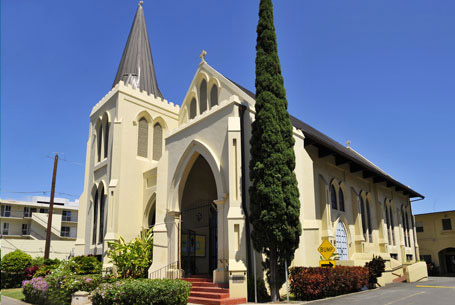 セント・ピータース・エピスコパル教会