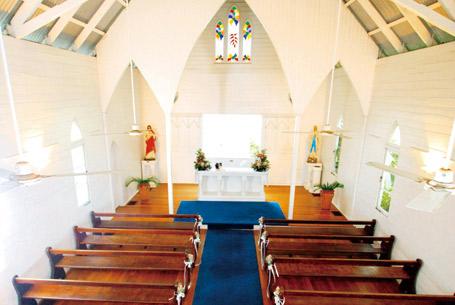セント・メアリーズ・バイ・ザ・シー教会