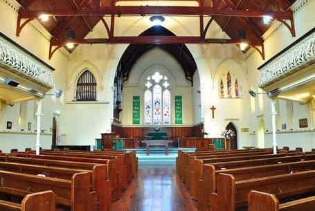 ウェズリー教会