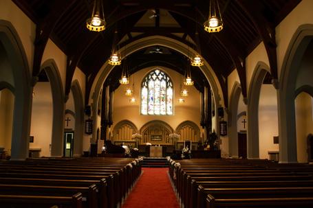 カナディアン・メモリアル教会