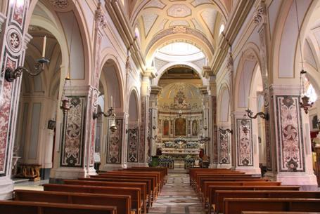 サンタ・マリア・マッダレーナ教会(カスティーリア教会)